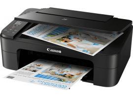 Πολυμηχάνημα Canon Color inkJet Pixma TS3350 Black (3771C006AA)