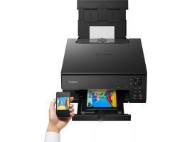 Πολυμηχάνημα Canon Color inkJet Pixma TS6350 Black (3774C006AA)