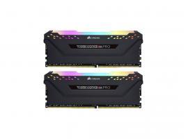 Μνήμη Ram Corsair Vengeance RGB Pro 16GB DDR4 3600MHz (2X8GB) (CMW16GX4M2D3600C18)
