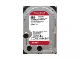 Εσωτερικός Δίσκος HDD Western Digital 6TB 3.5-inch Red ( WD60EFAX)