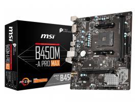 Μητρική MSI B450M-A PRO Max (7C52-002)