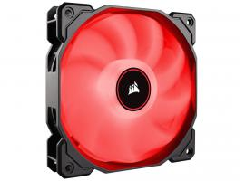 Case Fan Corsair AF140 LED Red Low Noise (CO-9050086-WW)