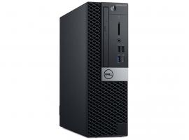 Desktop Dell OptiPlex 5070 SFF/i7-9700/8GB/256GBSSD/W10P (N015O5070SFF)