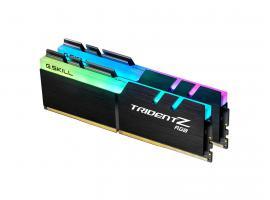 Μνήμη RAM G.Skill TridentZ RGB 16GB(2x8) DDR4 3200MHz (F4-3200C16D-16GTZR)