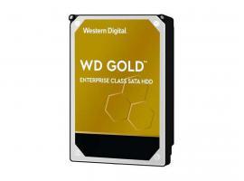 Εσωτερικός Σκληρός Δίσκος HDD Western Digital Gold 4TB SATA III 3.5-inch (WD4003FRYZ)