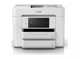 Πολυμηχάνημα Epson Color WorkForce Pro WF-4745DWF (C11CF75403)