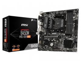 Μητρική MSI B450M Pro-VDH Max (7A38-043R)