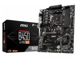 Μητρική MSI B450-A Pro Max (7B86-022R)