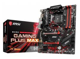 Μητρική MSI B450 Gaming Plus Max (7B86-016R)