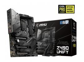 Μητρική MSI MEG Z490 Unify (7C71-009R)