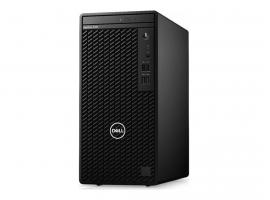 Desktop Dell OptiPlex 3080 MT i5-10500/8GB/256GBSSD/UHD 630/W10P/5Y (PM52P)
