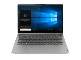 Laptop Lenovo ThinkBook Yoga 14s 14-inch Convertible Touch i5-1135G7/16GB/512GBSSD/W10P/3Y/Grey (20WE0000GM)