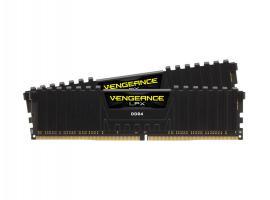 Μνήμη RAM Corsair Vengeance LPX 16GB DDR4 3200MHz CL16 Kit (CMK16GX4M2E3200C16)