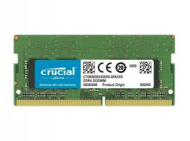 Μνήμη RAM Crucial CT8G4SFRA266 8GB DDR4 2666MHz CL19 (CT8G4SFRA266)