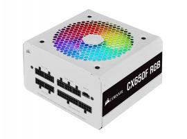 Τροφοδοτικό Corsair CX650F RGB 650W White (CP-9020226-EU)