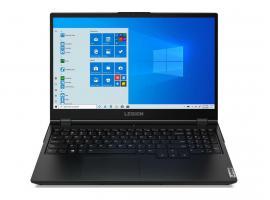 Laptop Lenovo Legion 5 15IMH05 15.6-inch i7-10750H/16GB/512GBSSD/GeForce GTX 1650 Ti/W10H/2Y (82AU007JGM)