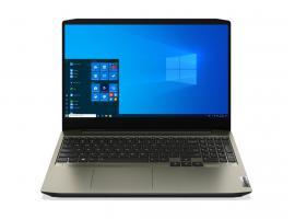 Laptop Lenovo IdeaPad Creator 5 15.6-inch i5-10300H/16GB/512GBSSD/GeForce GTX 1650 Ti/W10H/2Y/Dark Moss (82D4003RGM)