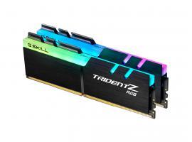 Μνήμη RAM G.Skill TridentZ RGB For AMD 32GB DDR4 3200MHz CL16 Kit (F4-3200C16D-32GTZRX)