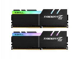 Μνήμη RAM G.Skill TridentZ RGB For AMD 16GB DDR4 3600MHz CL18 Kit (F4-3600C18D-16GTZRX)