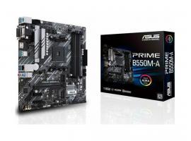 Μητρική Asus Prime B550M-A (90MB14I0-M0EAY0)
