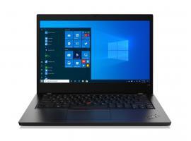 Laptop Lenovo ThinkPad L14 Gen 1 14-inch i5-10210U/16GB/512GBSSD/W10P/3Y/Black (20U10012GM)