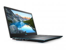 Gaming Laptop Dell G3 3500 15.6-inch i7-10750H/8GB/512GB/GeForce GTX 1650 Ti/W10H/2Y/Eclipse Black (NBG33500I785124W10)