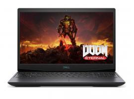 Gaming Laptop Dell G5 5500 15.6-inch i7-10750H/16GB/1TB/GeForce RTX 2060/W10H/2Y/Interstellar Dark (NBG55500I71616W10)