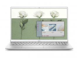 Laptop Dell Inspiron 5505 15.6-inch R5-4500U/8GB/256GB/W10H/1Y/Platinum Silver (471456557)