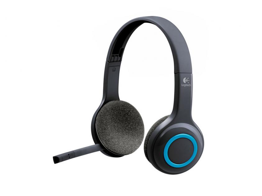 Ακουστικά Logitech Wireless H600 (981-000342)
