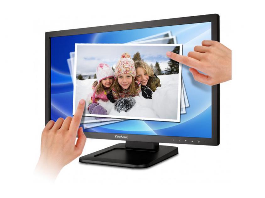 Οθόνη Viewsonic TD2220/2 21.5-inch Touch (TD2220/2)