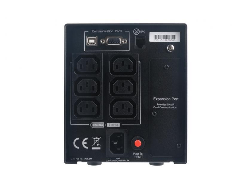 UPS Cyberpower Line Interactive Professional PR750ELCD 750VA (PR750ELCD)