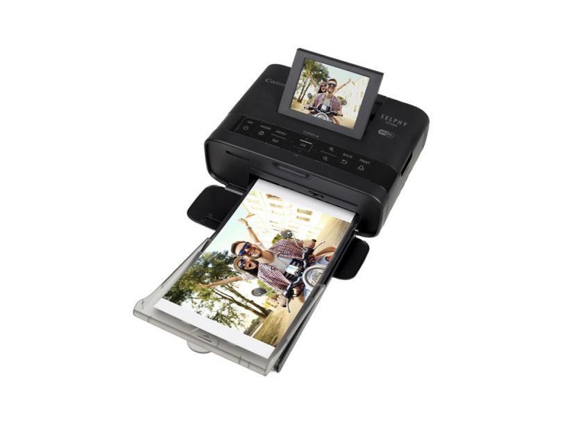 Εκτυπωτής Canon Selphy CP1300 Black (2234C002AA)