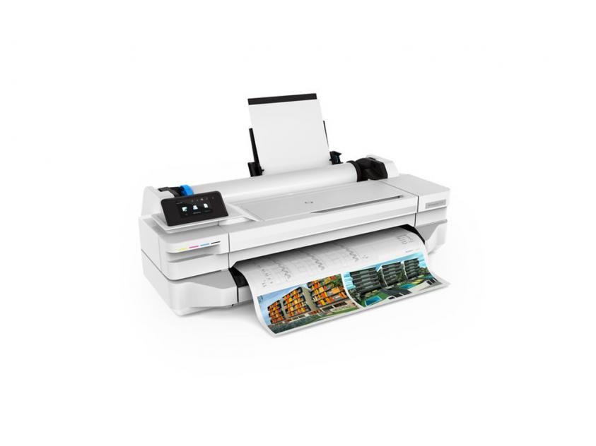 Plotter HP DesignJet T130 24-in 2Y (5ZY58A)