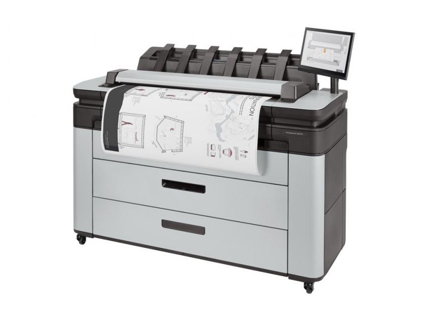 Plotter MFP HP DesignJet XL 3600 36-in (6KD25H)