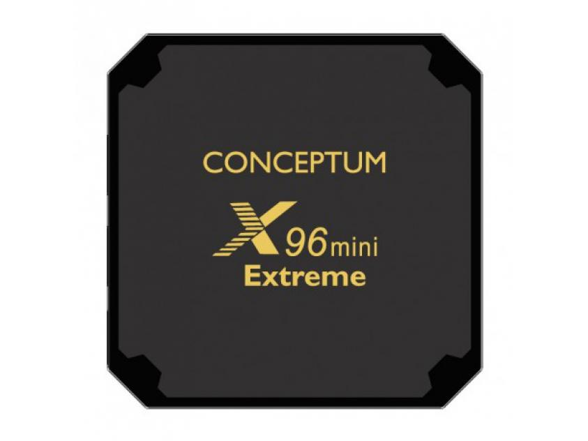 CONCEPTUM X96 mini Extreme ANDROID 7.1 CO-X96ME