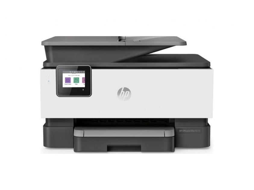 HP OfficeJet Pro 9010 All in one 3UK83B  Με Cashback 30,00 € & 3 Έτη εγγύηση + HP Everyday Photo Paper Gloss A4 25 Φύλλα