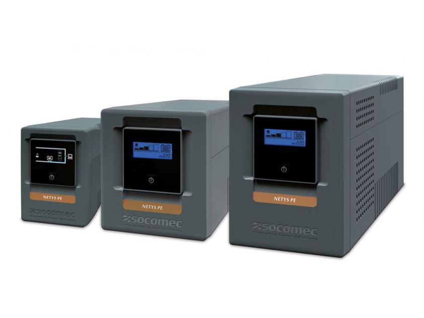 UPS Socomec Line Interactive NETYS PE 1500VA (NETYS_PE1500)