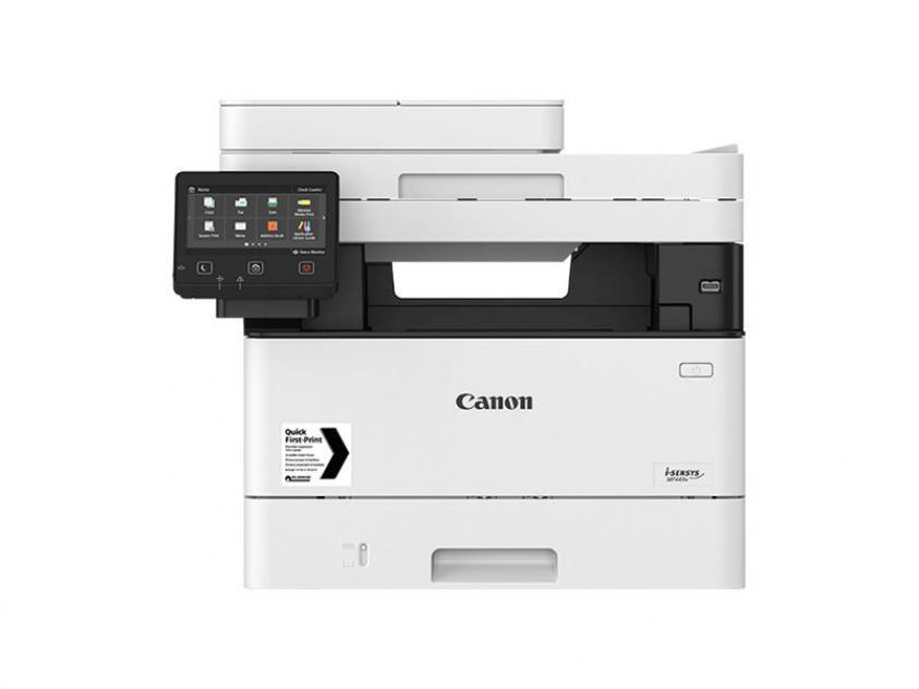 Πολυμηχάνημα Canon i-SENSYS MF443dw Mono (3514C008AA) (3 Έτη εγγύηση)