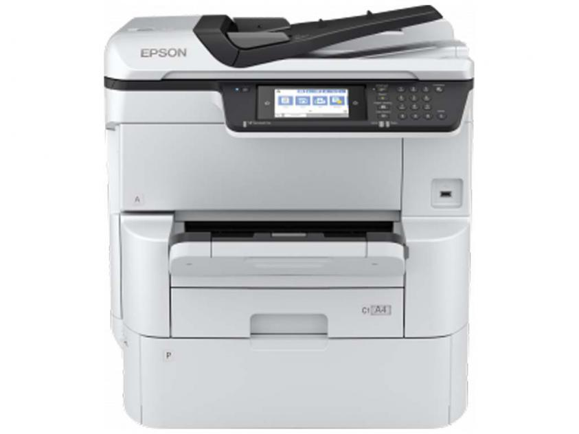 RIPS MFP Epson WorkForce Pro WF-C878RDWF (C11CH60401)
