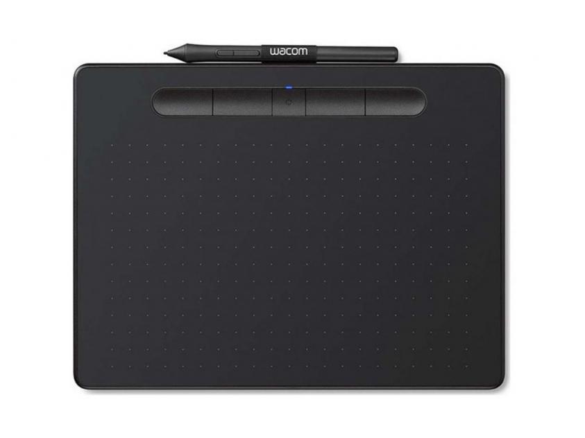 Digitizer Wacom Intuos Small Bluetooth Black (CTL-4100WLK-N)