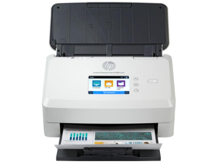 Σαρωτής HP ScanJet Enterprise Flow N7000 snw1 (6FW10A) (3 Έτη εγγύηση)