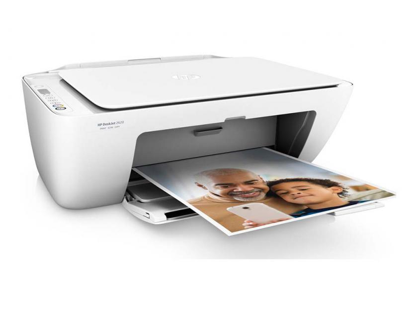Πολυμηχάνημα HP DeskJet 2320 All-in-One White (7WN42B)