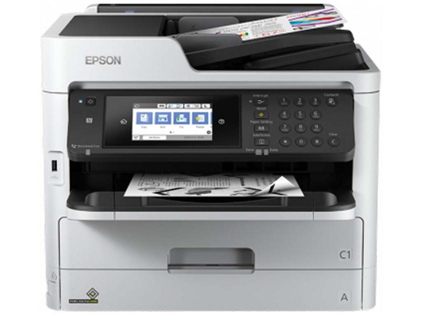 Epson RIPS Printer WorkForce Pro WF-M5799DWF (C11CG04401)