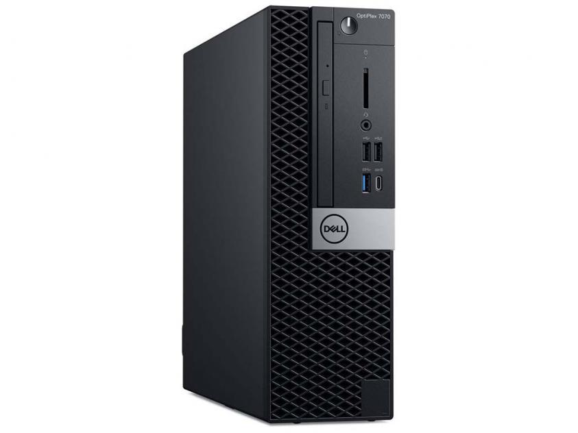 Desktop Dell OptiPlex 7070 SFF/i5-9500/8GB/256GBSSD/W10P (OPT7070SFFOI595008)