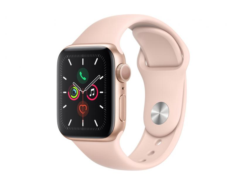 Apple Watch Series 5 Aluminium 40mm Gold (MWV72GK/A)