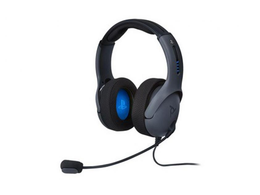 Gaming Headset PDP LVL50 Wired PS4 (051-099-EU-BK)