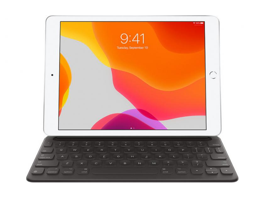 Apple Smart Keyboard for iPad (7th generation) and iPad Air (3rd Generation) Greek (MX3L2GR/A)