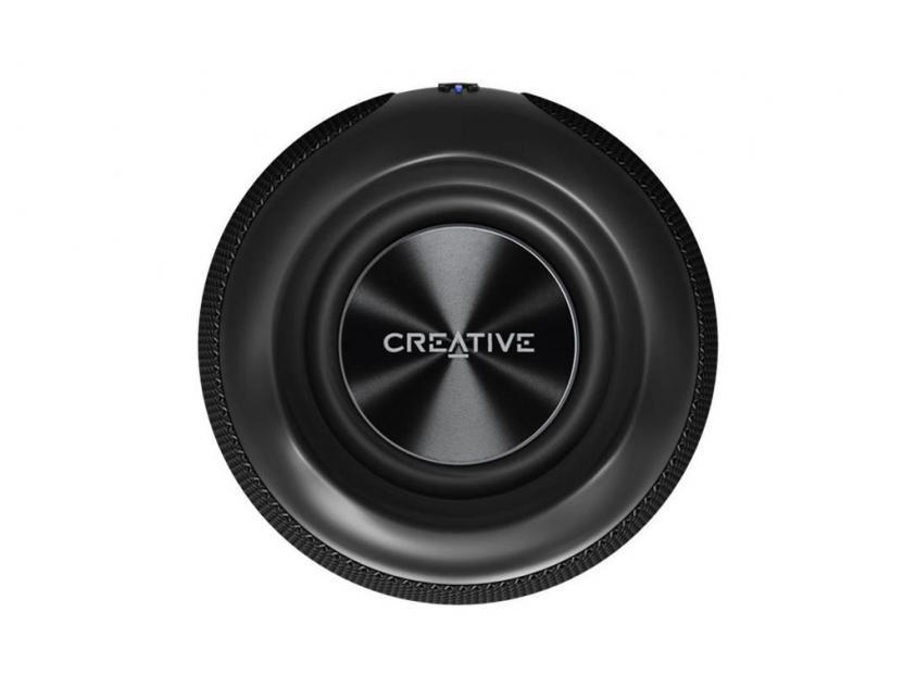 Φορητό Ηχείο Creative Muvo Play Black (51MF8365AA000)