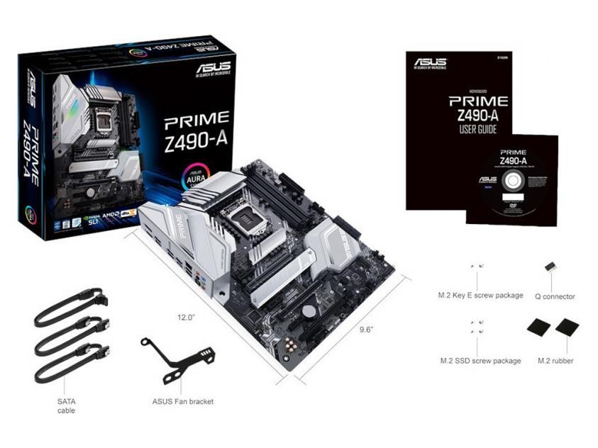 Μητρική Asus PrimeZ490-A (90MB1390-M0EAY0)