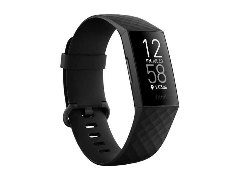 Activity Tracker Fitbit Charge 4 Black (FB417BKBK)